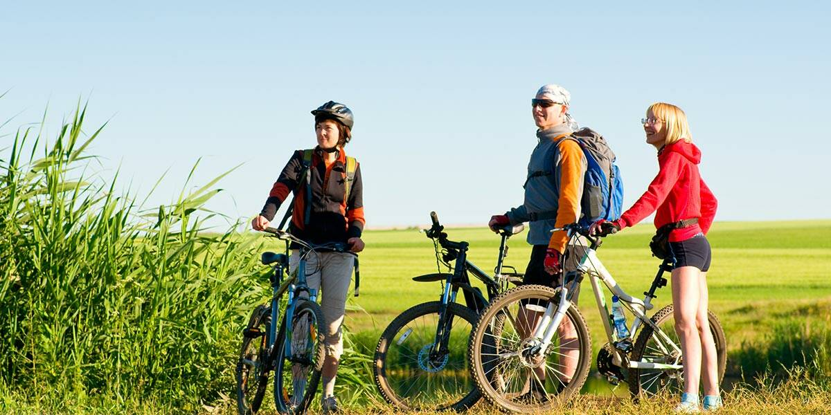 Scoprire i Colli Euganei in bicicletta