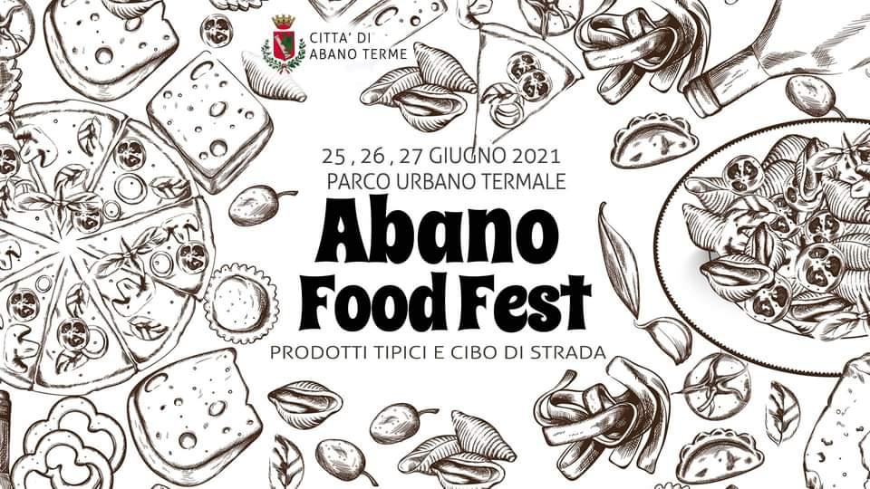 Abano Food Fest 2021