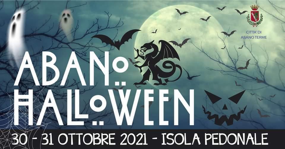 Abano Halloween 2021 |Blog Abano.it