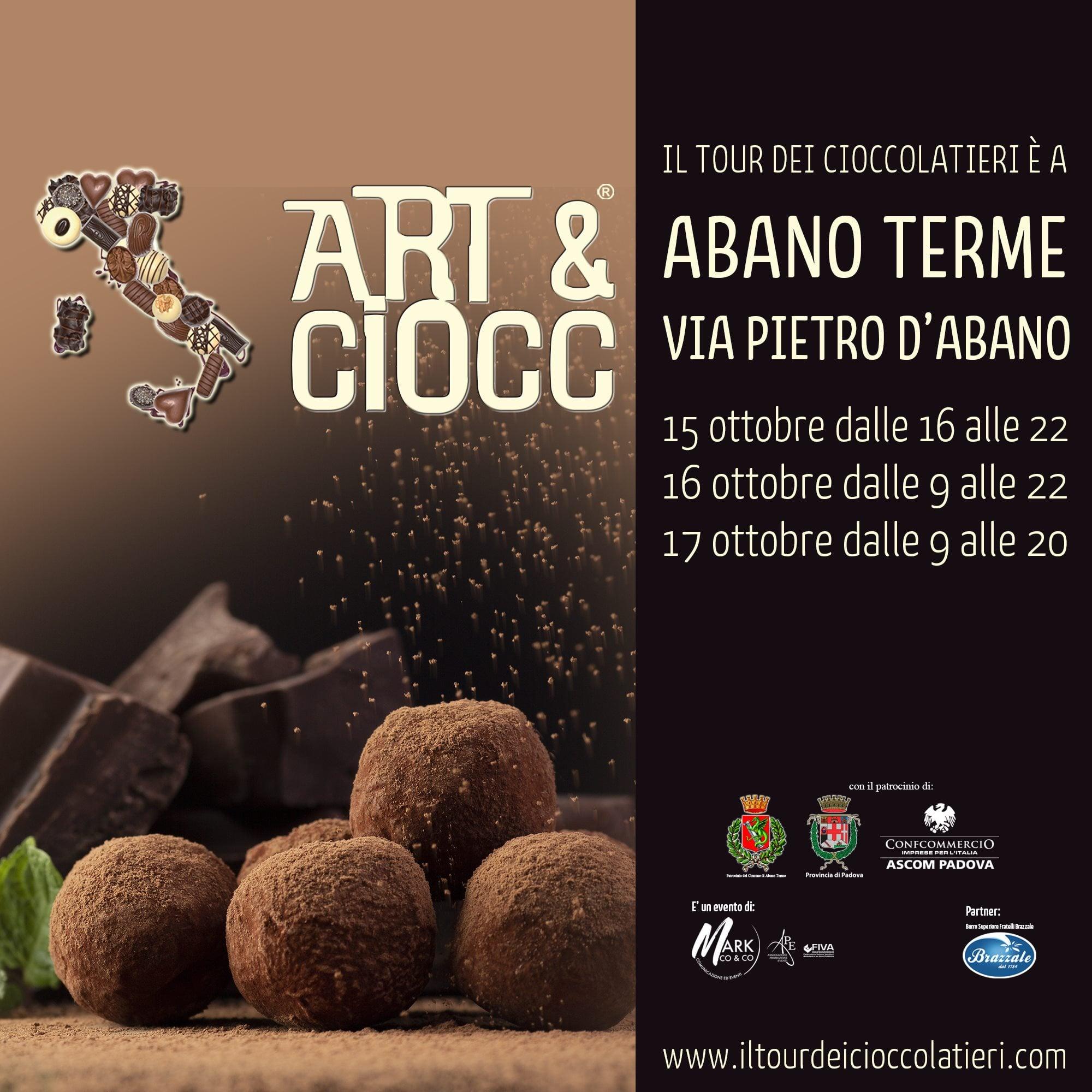 Blog Abano it   Art & Ciocc Giornate