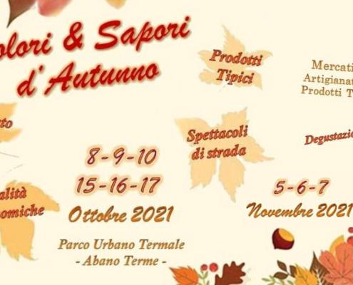 colori sapori autunno